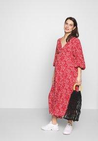 Glamorous Bloom - DRESS - Denní šaty - red - 1