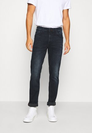 JACKSON - Slim fit jeans - blue/black