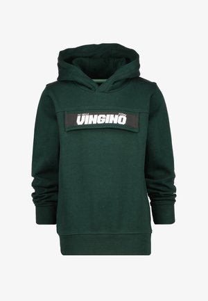 NUMO - Hoodie - moss green