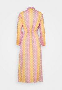 sandro - Day dress - violet - 1