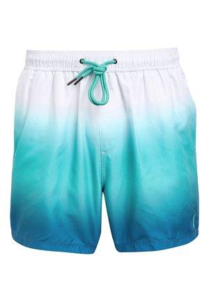 Plavky - green