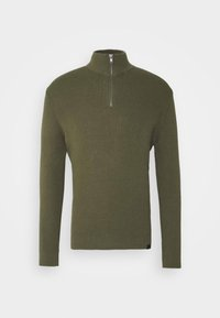 Pier One - Neule - olive - 5