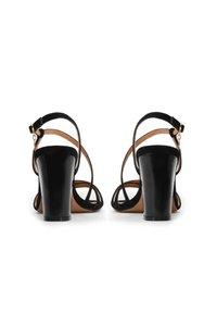 Kazar - SUZETTE  - High heeled sandals - black - 5