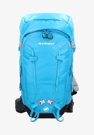 TREA SPINE - Hiking rucksack - ocean-black