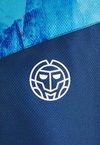 BIDI BADU - KAFIL TECH TRACKSUIT - Tracksuit - dark blue/aqua - 9