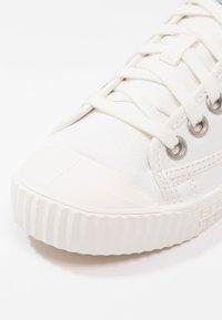 G-Star - ROVULC - Sneakersy niskie - white - 6