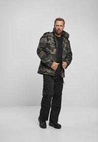 Brandit - SAVANNAH - Cargo trousers - black - 1