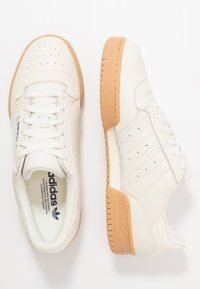 adidas Originals - POWERPHASE - Trainers - offwhite/dark blue - 2