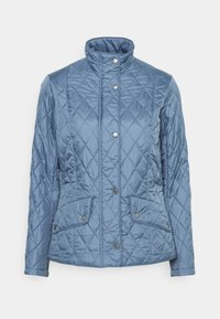 Barbour - FLYWEIGHT CAVALRY - Light jacket - china blue - 4