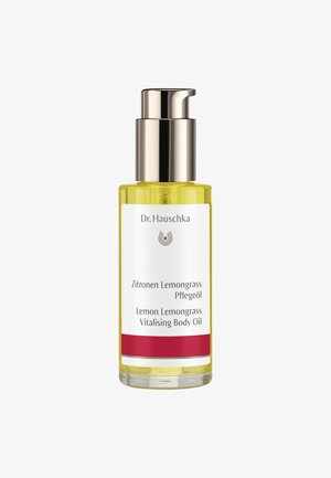 LEMON LEMONGRASS VITALISING BODY OIL - Body oil - -