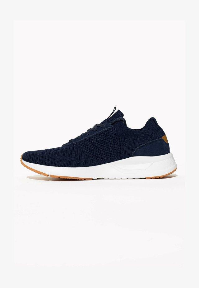 BASKETS  - Sneakersy niskie - blue