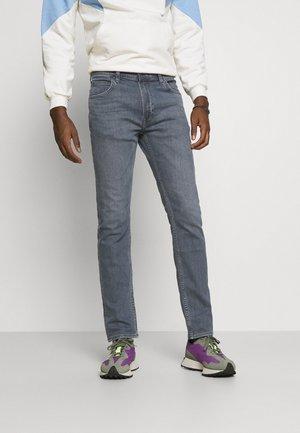 RIDER - Jeans slim fit - mid worn shark
