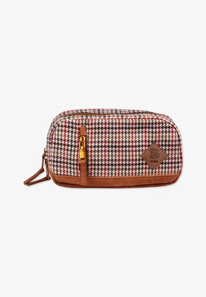 Bum bag - red/grey
