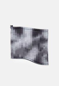 Nike Performance - REVERSIBLE NECK WARMER UNISEX - Scaldacollo - smoke grey/black/white - 1