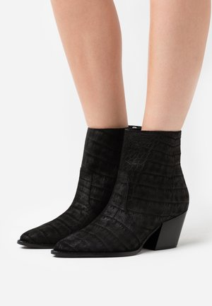 SLFJULIE BOOT - Classic ankle boots - black