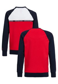 WE Fashion - 2-PACK - Long sleeved top - red - 4