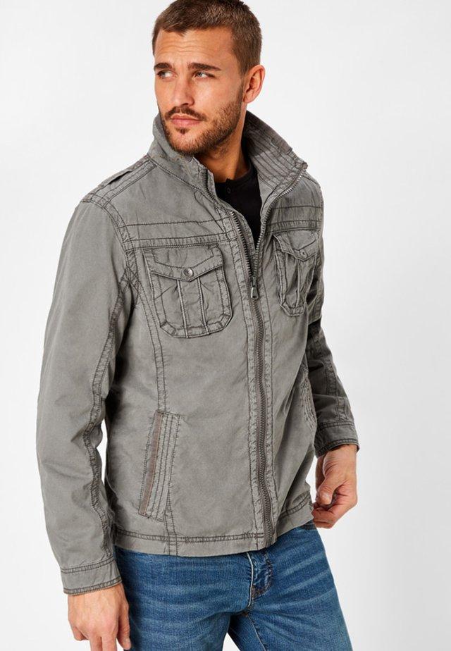 REDPOINT MODISCHER BLOUSON - Light jacket - grey