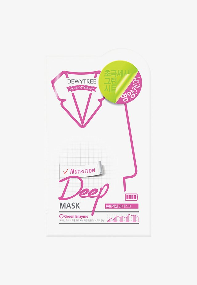 NUTRITION DEEPMASK - Face mask - -