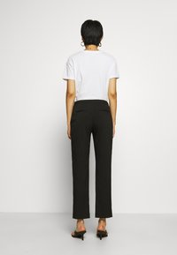 Samsøe Samsøe - MARGRIT TROUSERS  - Trousers - black - 2
