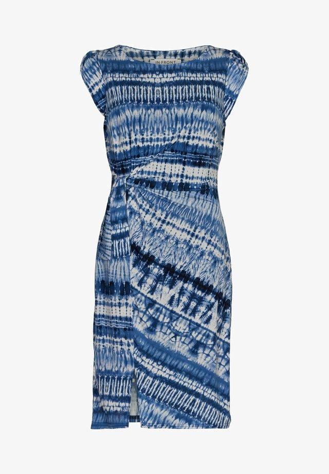 Vardagsklänning - blue