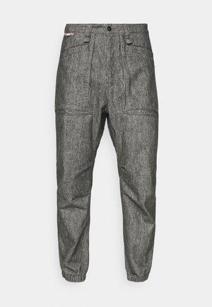 EKSTRO - Kalhoty - grau