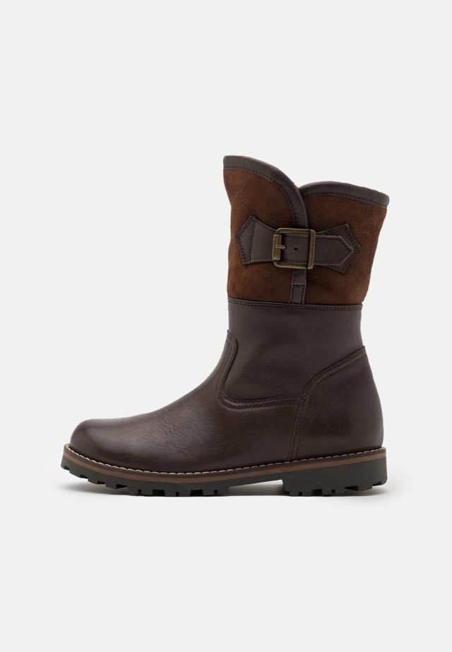 DINA WINTER MEDIUM FIT - Winter boots - dark brown
