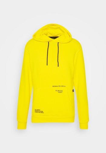 Luvtröja - empire yellow