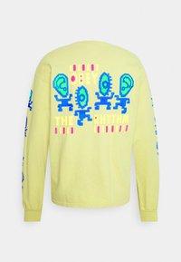 Obey Clothing - THE RHYTHM - Collegepaita - spirulina - 7