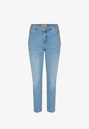 ETTA - Slim fit jeans - 406 light blue