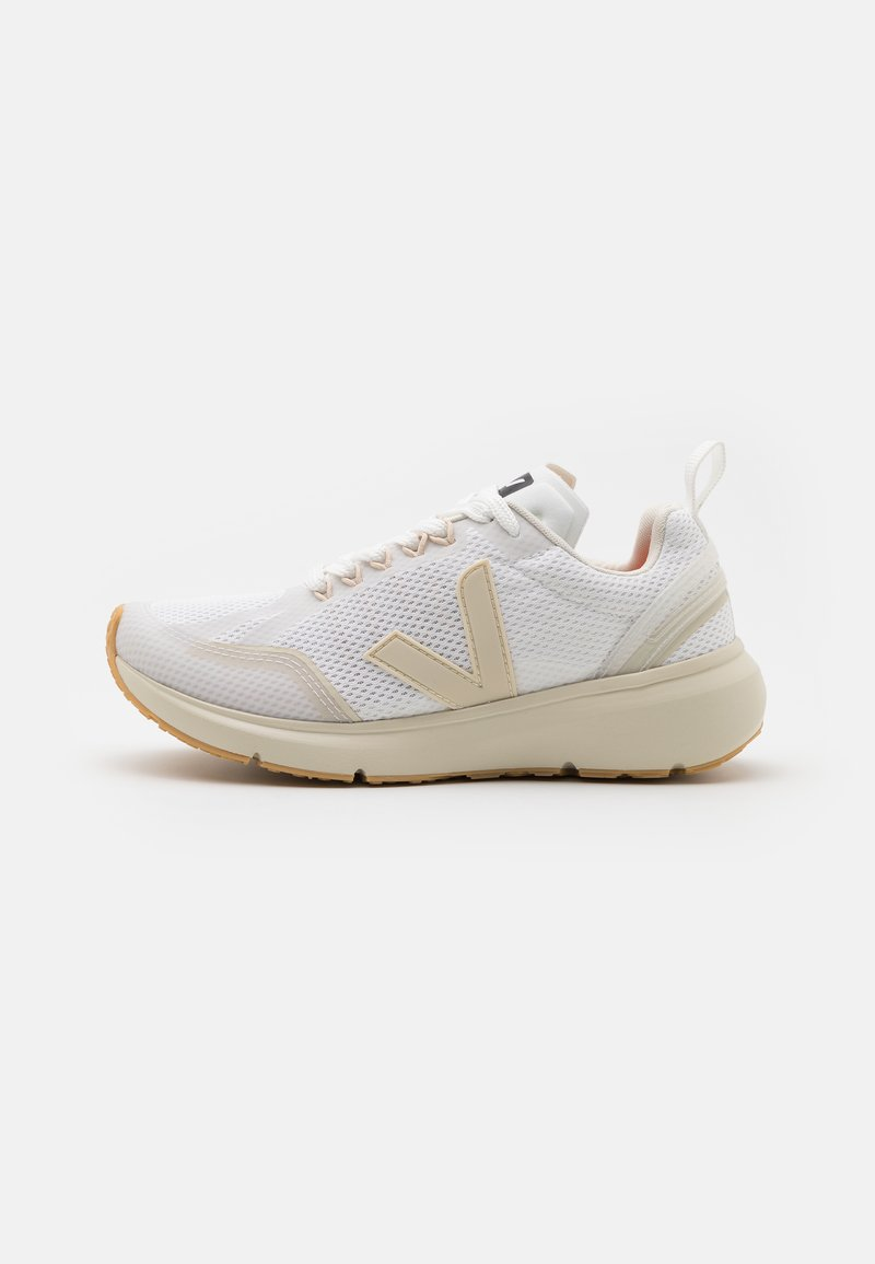 Veja - CONDOR 2 - Neutral running shoes - white/pierre
