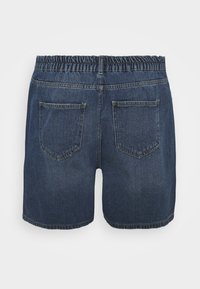 Noisy May Curve - NMLOTTIE SKATE  - Shorts di jeans - medium blue - 7