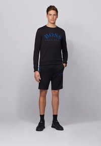 BOSS - SALBO - Sweatshirt - black - 1