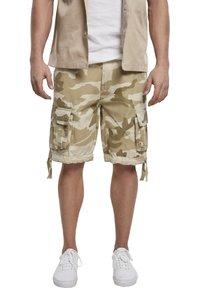 Brandit - BRANDIT ACCESSOIRES URBAN LEGEND  - Shorts - sandcamo - 0