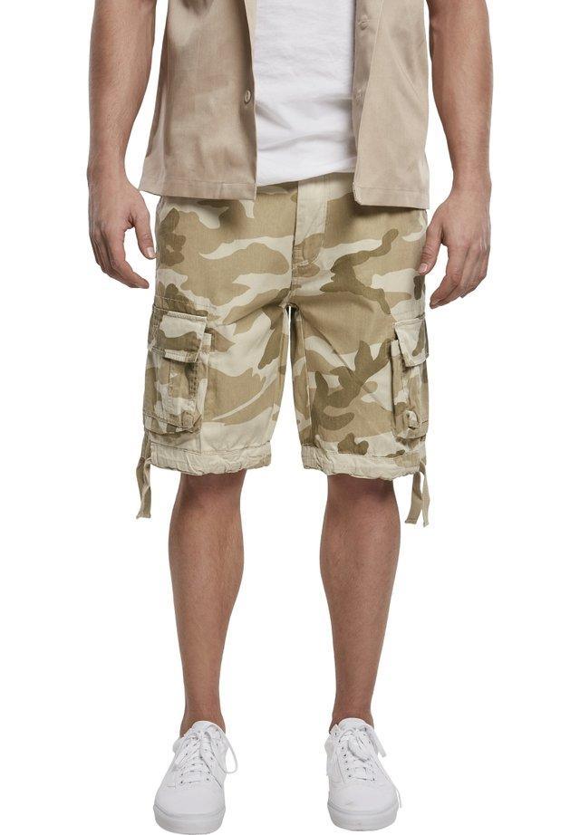 BRANDIT ACCESSOIRES URBAN LEGEND  - Shorts - sandcamo