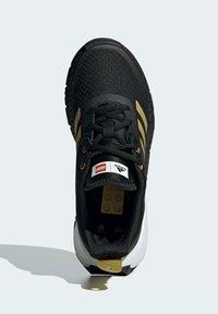 adidas Performance - Stabilty running shoes - black - 3