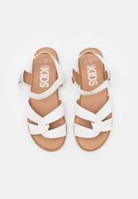 Cotton On - FISHERMAN WEAVE  - Sandals - white - 3