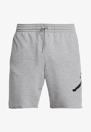 M J JUMPMAN FLC SHORT - Shorts - carbon heather