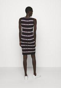 Love Moschino - Jumper dress - black - 2