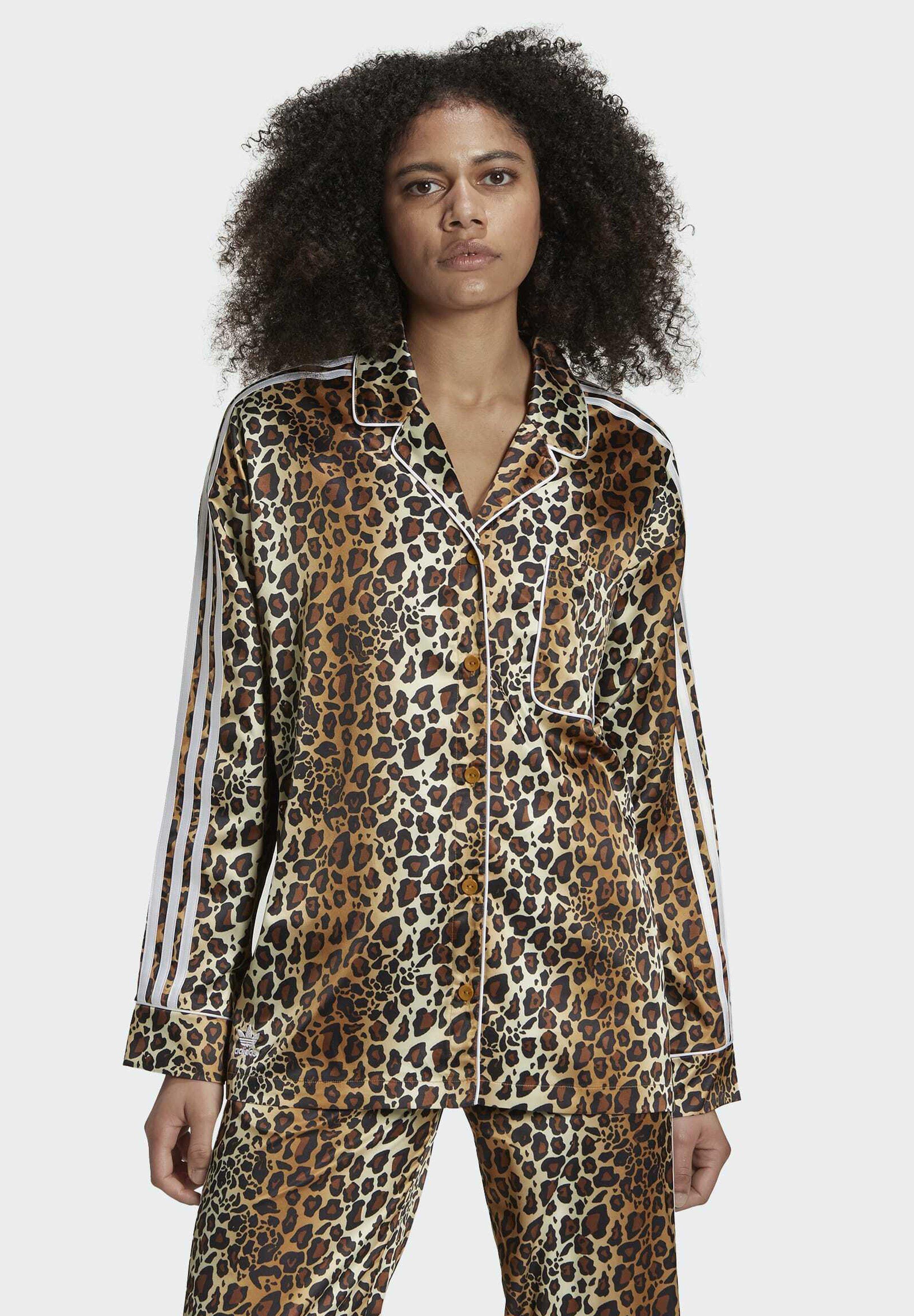 Women LEOPARD - Button-down blouse