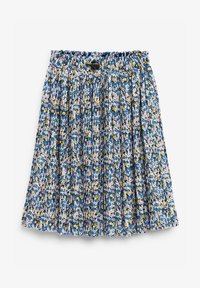 Next - A-line skirt - blue - 2