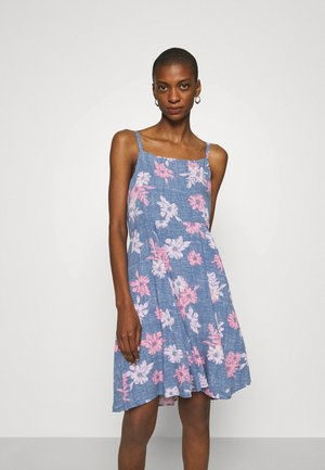 CAMI DRESS - Day dress - navy
