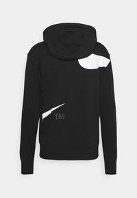 Nike Sportswear - HOODIE - Sudadera - black/(white) - 9