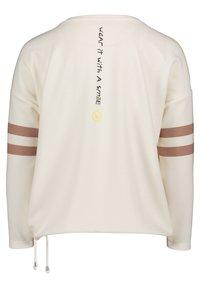 Betty & Co - Sweatshirt - cream/yellow - 4