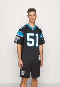 Mitchell & Ness - CAROLINA PANTHERS LEGACY - Article de supporter - black - 0