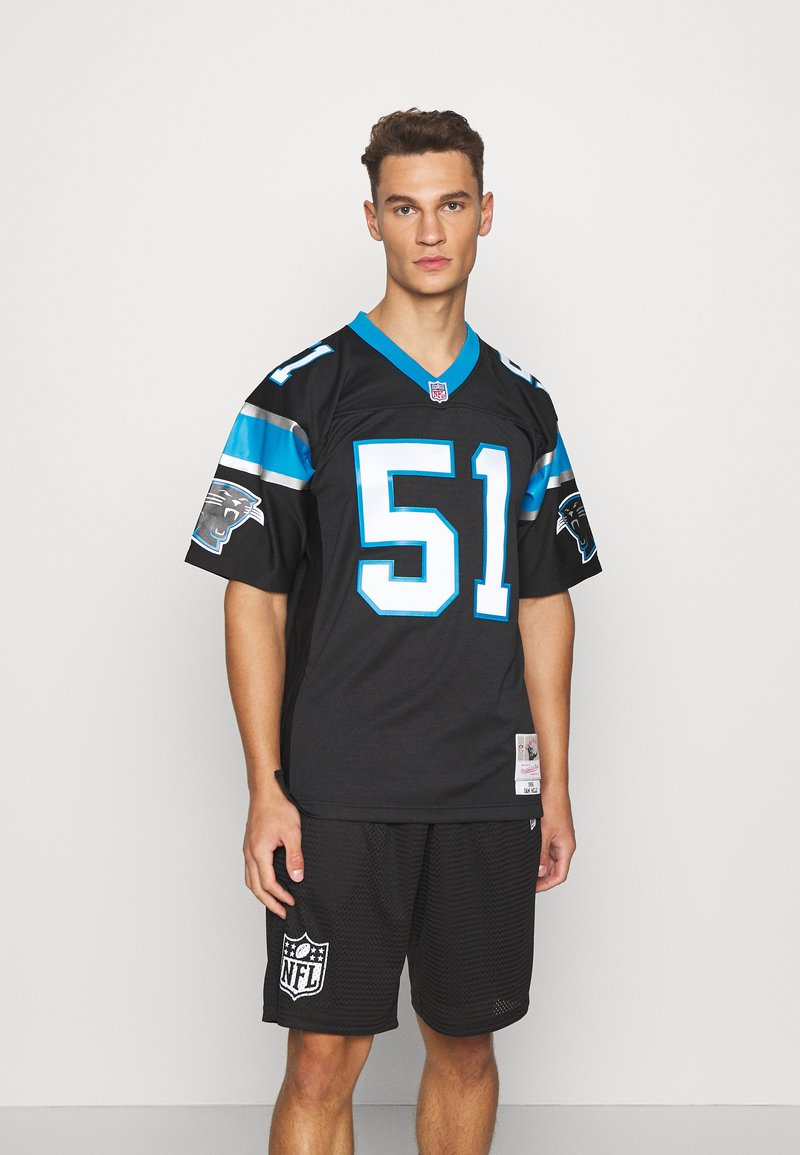 Mitchell & Ness - CAROLINA PANTHERS LEGACY - Article de supporter - black