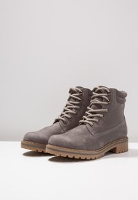 Pier One - Winter boots - grey - 4