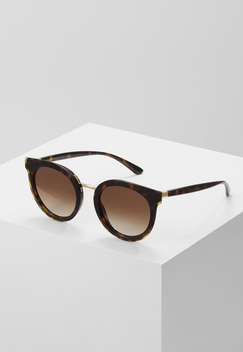 Dolce&Gabbana - Sunglasses - havana