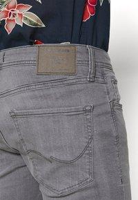 Jack & Jones - JJGREG PLAIN - Shirt - navy blazer - 3