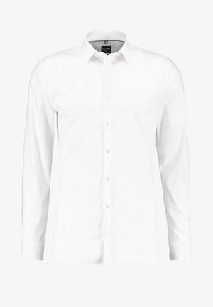 OLYMP NO.6 SUPER SLIM FIT - Business skjorter - off white