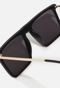 ALDO - ETAETHIEN - Sunglasses - black/gold-coloured/smoke - 2